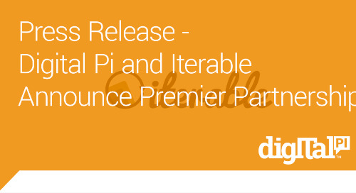Premier Partnership with Iterable Announced
