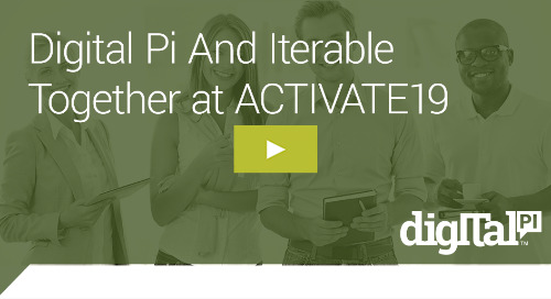 Digital Pi Has Some Big News From Activate19