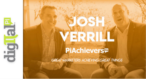 Josh Verrill, CMO and Lawn Tractor Expert