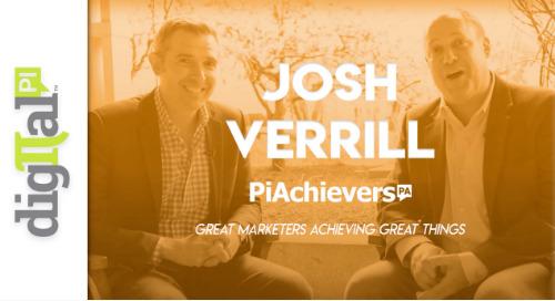 Josh Verrill, CMO and Lawn Tractor Expert