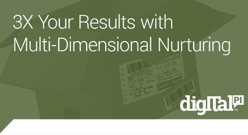 3X Your Results with Multi-Dimensional Nurturing