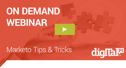 Now Showing! Marketo Tips & Tricks