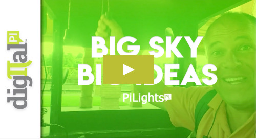 PiLights From Big Sky, Big Ideas with PFL 2019