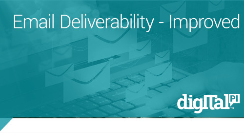 Email Deliverability - Improved