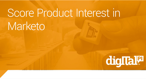 Score Product Interest in Marketo