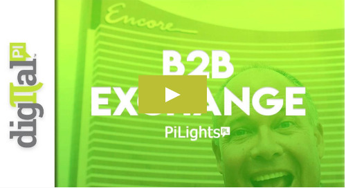 PiLights from B2B Exchange at the Encore Boston
