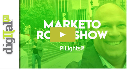 PiLights - We're Back From the 2019 Marketo Roadshow