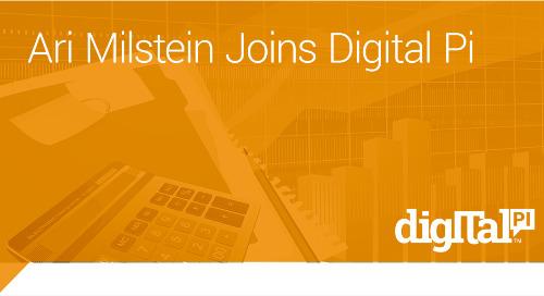 Press Release - Ari Milstein Joins Digital Pi