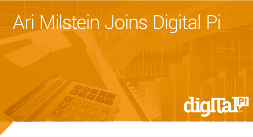 Press Release - Ari Milstein Joins Digital Pi