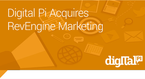 Press Release: Digital Pi Acquires RevEngine Marketing