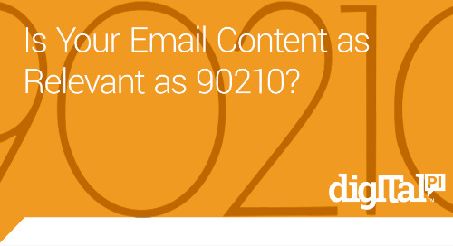 Is Your Email Content as Relevant as 90210?