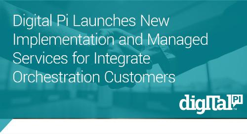 Digital Pi and Integrate Partnership Announced