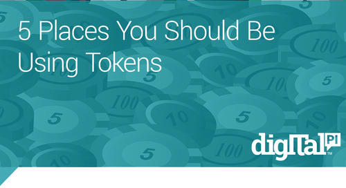 5 Places You Should Be Using Tokens