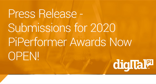 Now Accepting Submissions for 2020 PiPerformers