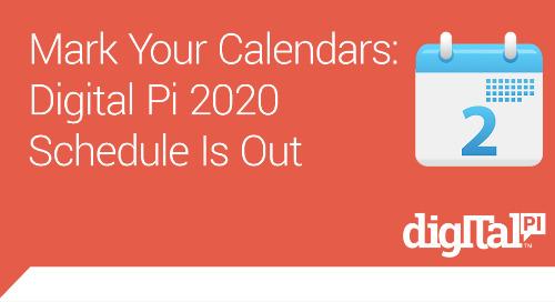 Where To Find Digital Pi - 2020