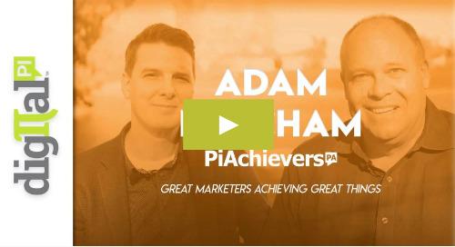Adam Mincham Talks Shop with Digital Pi
