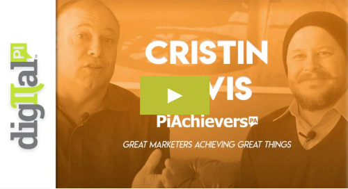 Marketing and Real-Life Rockstar Cristin Davis