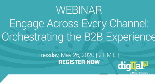 Engage Across Every Channel: Orchestrating the B2B Experience