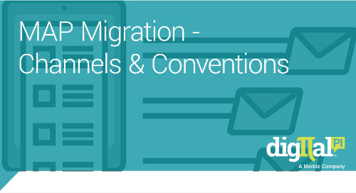 MAP Migration - Channels and Conventions