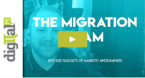 Eloqua to Marketo Part 2 - The Migration Team