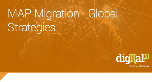 MAP Migration - Global Strategies