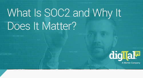 What Is SOC2 and Why It Does It Matter?