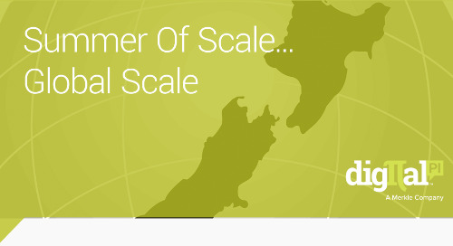 Summer of Scale, Global Scale!