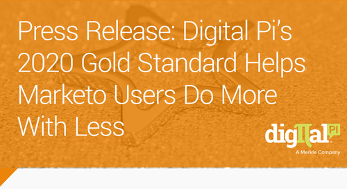 Digital Pi's Updated Gold Standard - Do More With Less