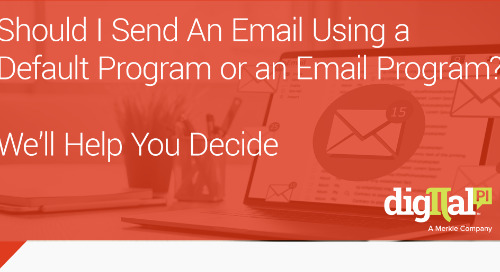 Default Programs or Email Programs in Marketo