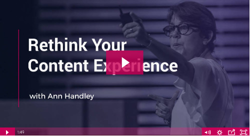Uberflip: Rethink Your Content Experience With Ann Handley
