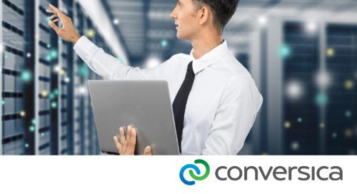 Conversica case study - New Voice Media