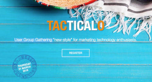 TACTICALO March 2019, Amsterdam