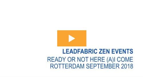 ZEN Rotterdam 2018