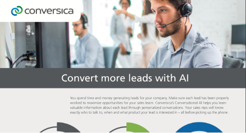 Conversica: Convert more leads with AI