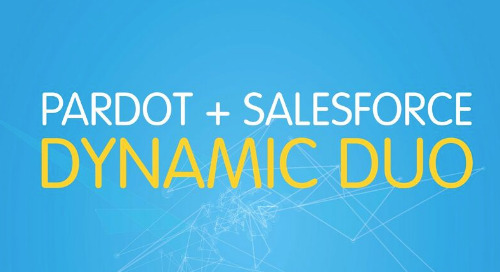 Introducing Pardot + Salesforce: the dynamic duo