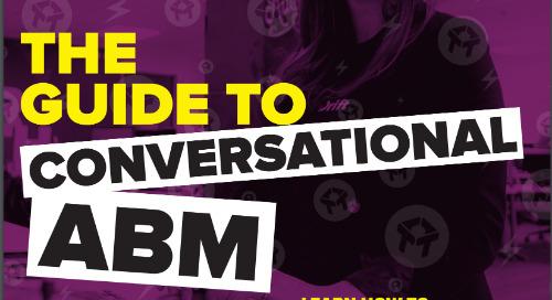 Guide to conversational ABM