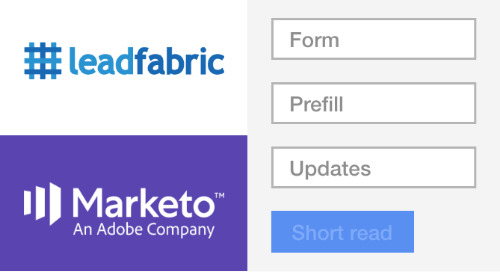 Our solution for the Marketo Form Prefill Upgrade