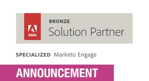LeadFabric is now Adobe Marketo Engage Specialized