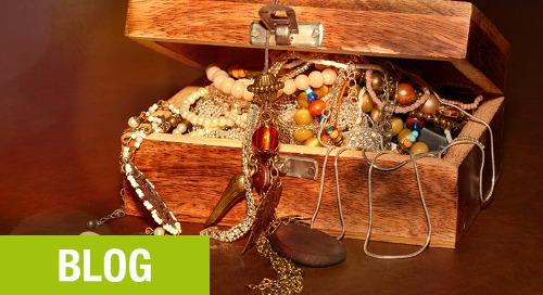 The hidden treasure trove in B2B marketing