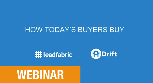 Slides: How Todays Buyers Buy