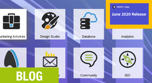 Marketo June '20 Release: custom program fields