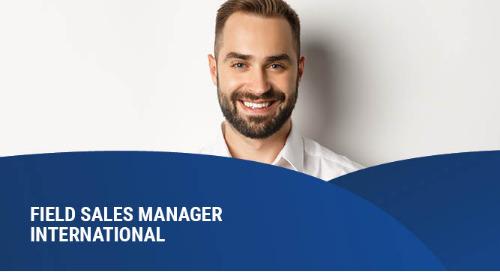 Field Sales Manager – Medior – International