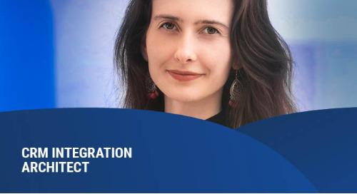 CRM Integration Architect – Junior – Benelux