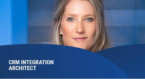 CRM Integration Architect – Senior – Benelux