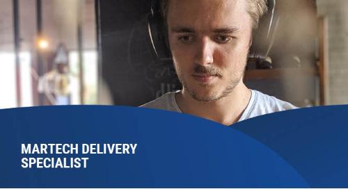 MarTech Delivery Specialist – Junior – Romania