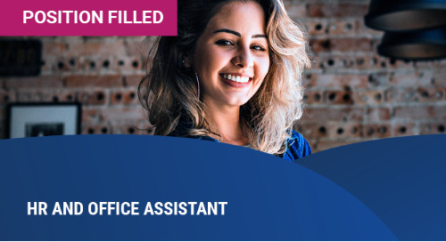 HR and Office Assistant – Junior or Medior – Romania