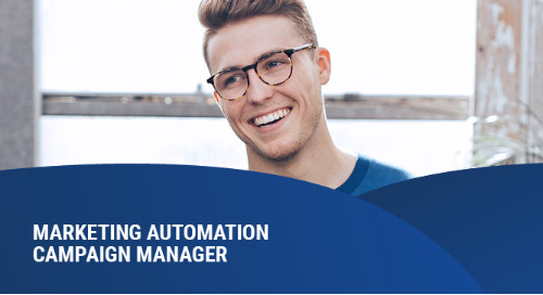 Marketing Automation Campaign Manager – Junior – Benelux