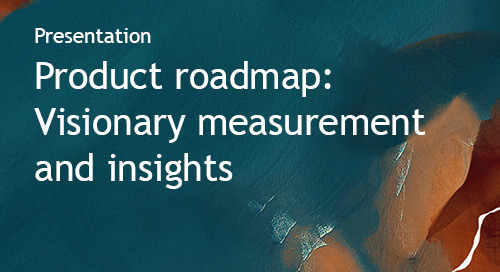Intent Event 2019 - Bombora product roadmap: measurement and insights