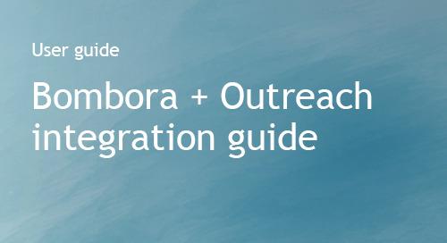 Bombora + Outreach Integration Guide