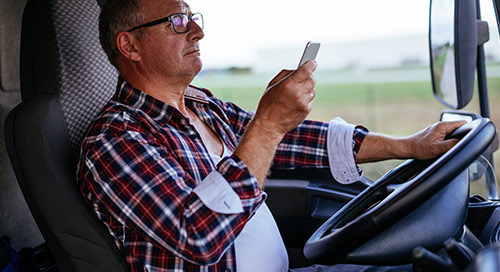 Reduce Distracted Driving - Webinar
